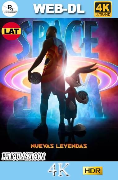 Space Jam- Una nueva era (2021) Ultra HD WEB-DL 4K HDR Dual-Latino VIP