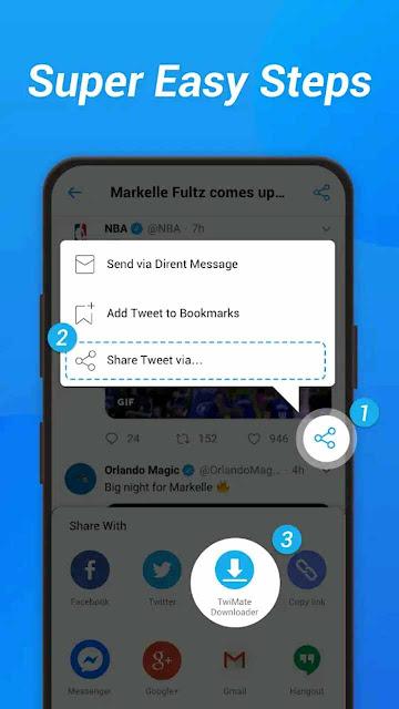 Twitter से  Video डाउनलोड कैसे करें Mobile Laptop Iphone मे