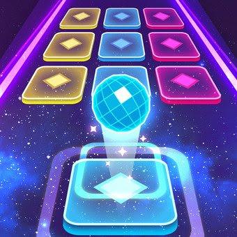 Color Hop 3D Music Game (MOD, UNLOCK SONG) APK Download