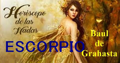 HOROSCOPO DE LAS HADAS - ESCORPIO