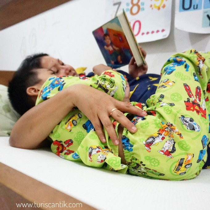 tidur nyenyak cpro kasus sehat