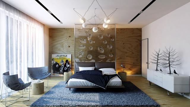 ideas for bedroom design modern