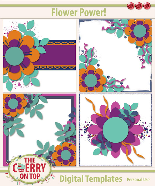 Flower Power Templates