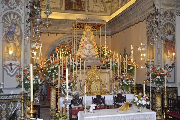 The Parent Brotherhood of El Rocio will carry out an extraordinary novena and cults before the suspension of the pilgrimage