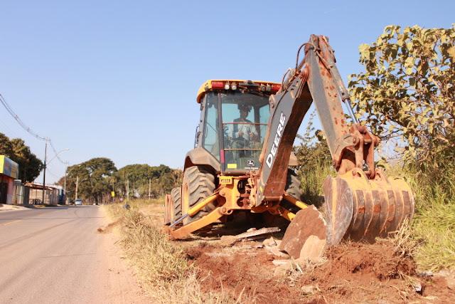 Novacap começa a construir seis mil metros quadrados de calçadas em São Sebastião