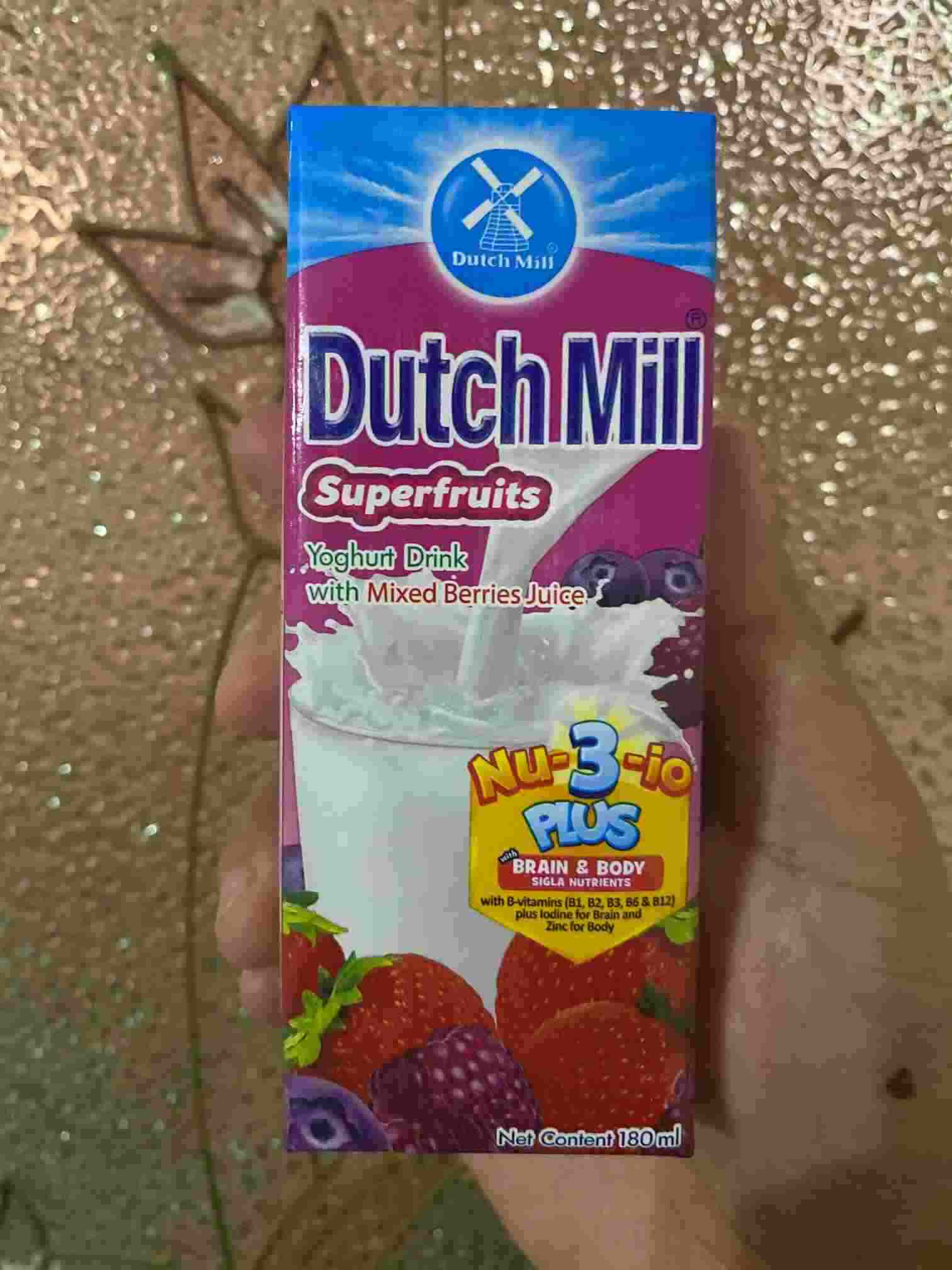 Dutch Mill Yoghurt Drink Superfruits Flavor