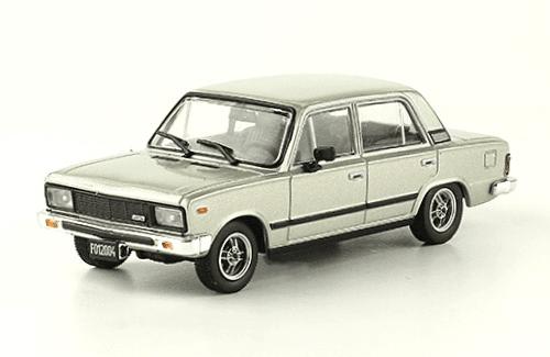 Fiat 125 Mirafiori 1981 1:43, autos inolvidables argentinos 80 90