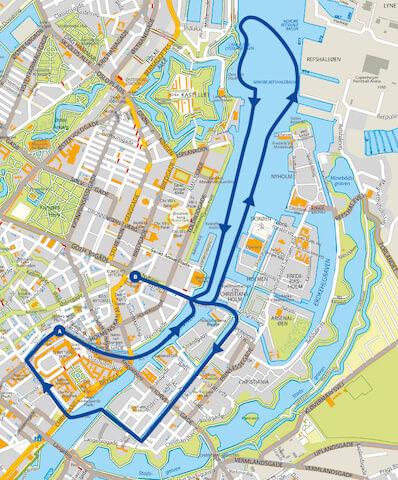 Mapa Turistico De Copenhague.Bus Turistico Copenhague Mi Baul De Blogs