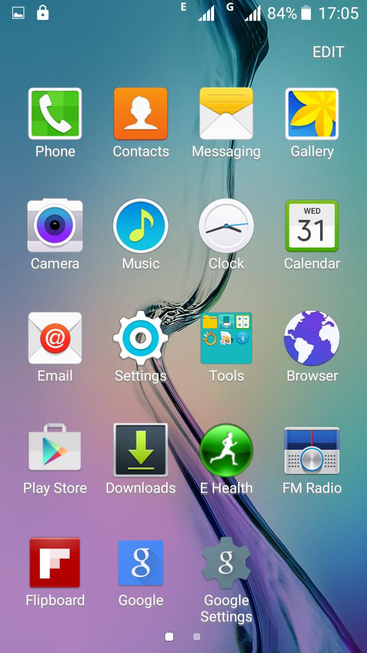 ROM] Samsung galaxy S6 V2 for Gionee Splus [MT6753] - DroidHauz