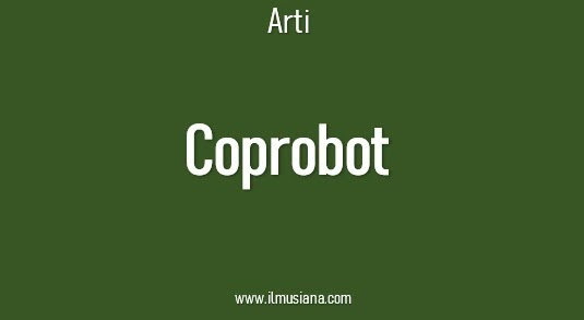 Arti Coprobot