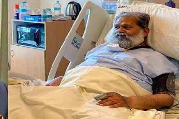 haryana-home-minister-anil-vij-rejected-bharat-biotech-offer
