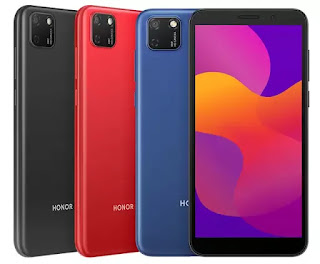 Honor 9S Mobile Phone Colors
