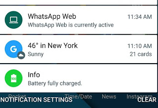 Cara Mengatasi Notifikasi Whatsapp Web Aktif Yang Tidak Mau Hilang