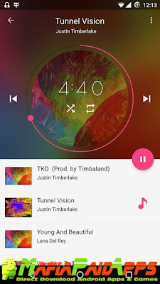 Timber Music Player Apk MafiaPaidApps