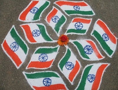 15 August Tiranga Images
