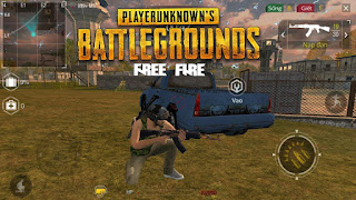 Free Fire: Battlegrounds APK OBB