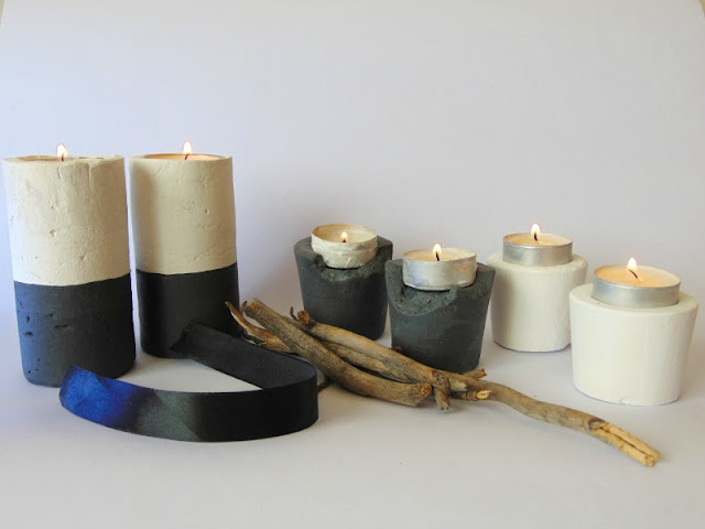diy-industrial-tealight-holders