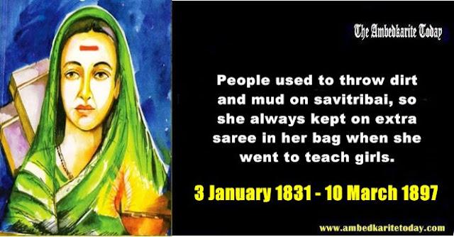 189th Birth Anniversary Of Kranti Jyoti Savitribai Phule