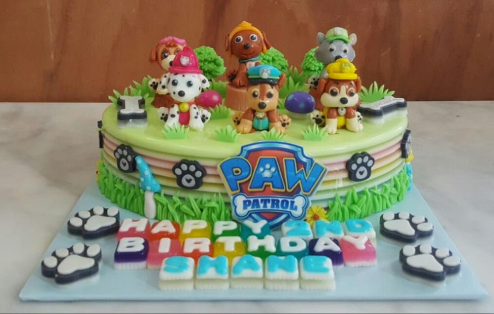 Yochanas Cake Delight Shanes 2nd Birthday