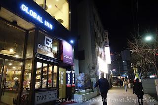 南韓釜山南浦Global Inn Busan