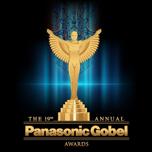 Logo 19th Panasonic Gobel Awards (PGA) 2016 [image by @PGAwards]