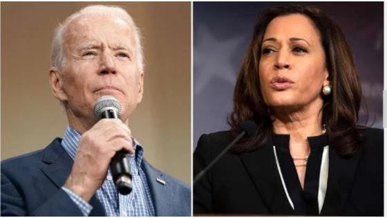 Biden chose Harris for VP