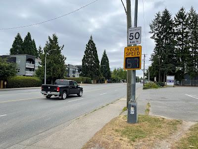 Speeding in Langley City
