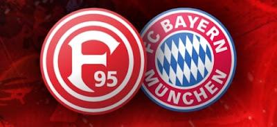 مشاهدة مباراة بايرن ميونخ وفورتونا دوسلدورف اليوم بث مباشر فى الدورى الالمانى