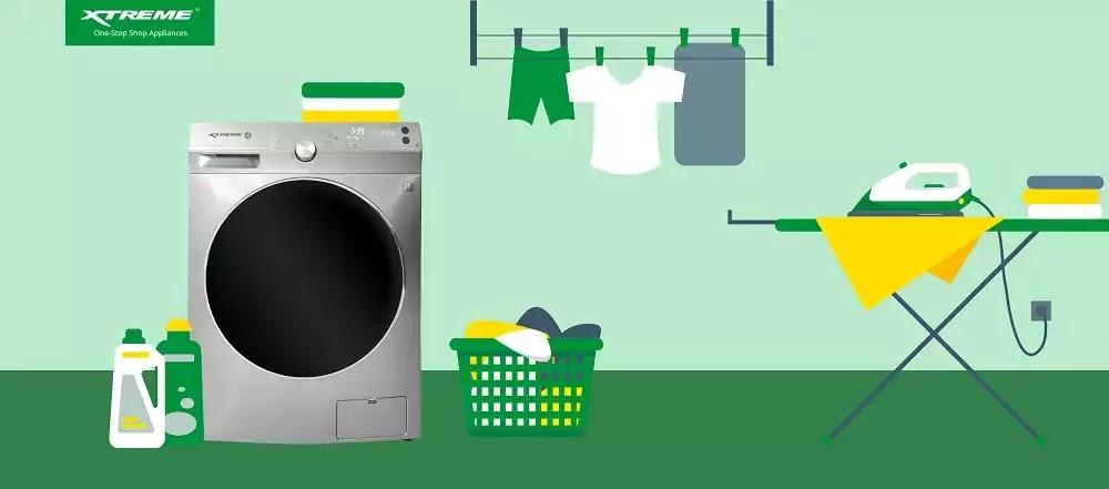 XTREME Appliances Washing Machine