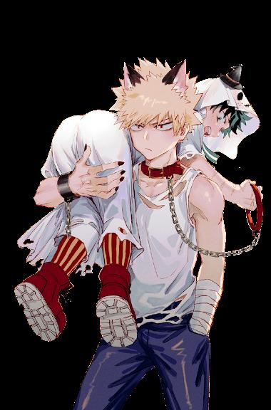 Bakugou & Midoriya [BOKU NO HERO]