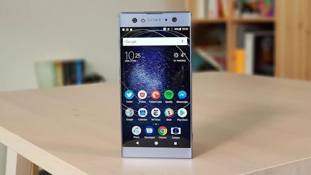 4. هاتف Sony Xperia XA2 Ultra