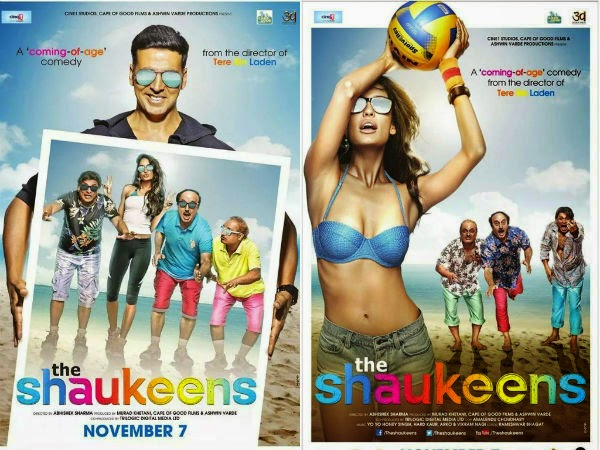 The Shaukeens Mp3 Songs Free Download