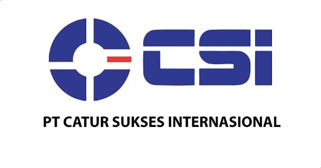 Lowongan Kerja Operasional Gudang PT Catur Sukses Internasional Serang