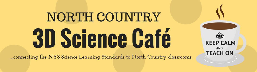 North Country 3D Science Café: NYSSLS 101