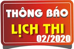 Lịch thi sát hạch lái xe ô tô B1, B2, C, D, E tháng 02/2020 tại Hà Nội