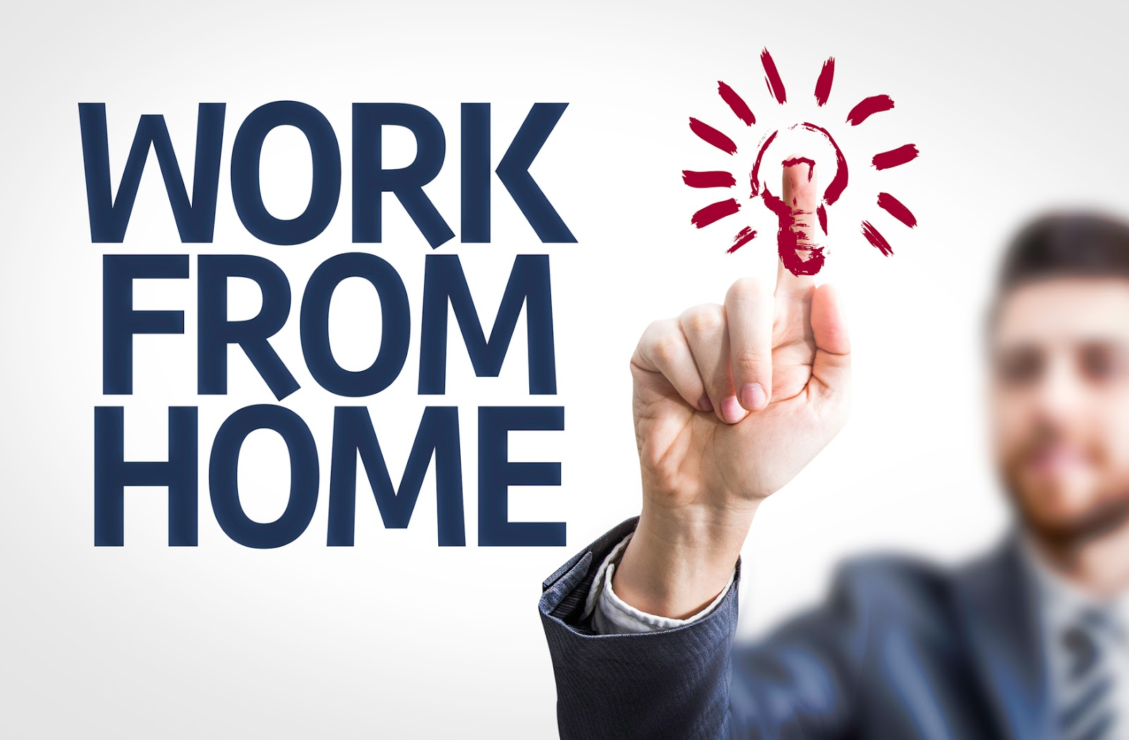 how to work from home without going crazy labour law blog. Black Bedroom Furniture Sets. Home Design Ideas