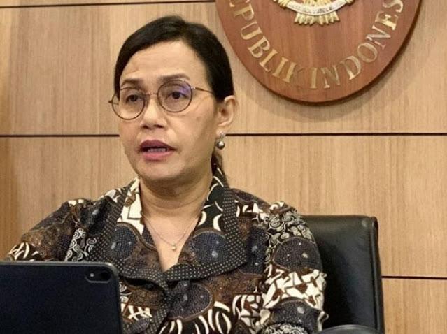 Ingin RI Jadi Negara Kaya, Sri Mulyani: Jawabannya Omnibus Law
