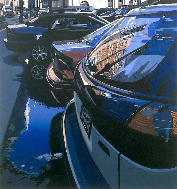 Richard Estes realism art