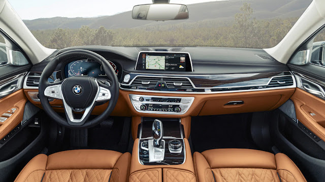 BMW 7 серии 2020