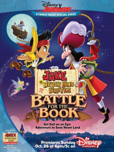 Jake şi piraţii din Ţara de Nicăieri: Lupta pentru cartea magică [Audio Română]