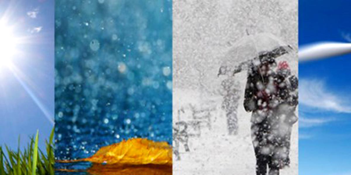 """توقعات """"الأرصاد الجوية"""" لطقس الأربعاء بالمملكة"""