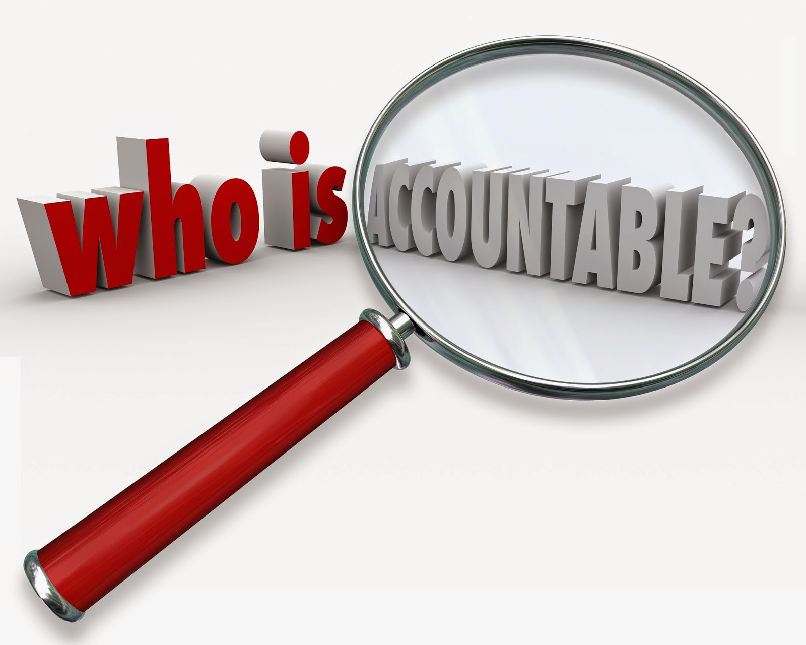 Tips To Organize For Success: Hold Your Team Accountable ...