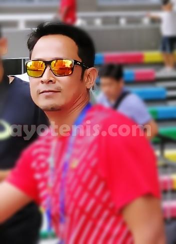 Kriteria Pemilihan Atlet yang Berhak Ikut National Junior Tennis Camp - Indonesia 2020, Ini kata Febi Widhiyanto