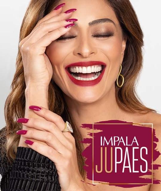 Impala Ju Paes, esmaltes, A Dona do Pedaço, Cheia de Manias, Raça Negra