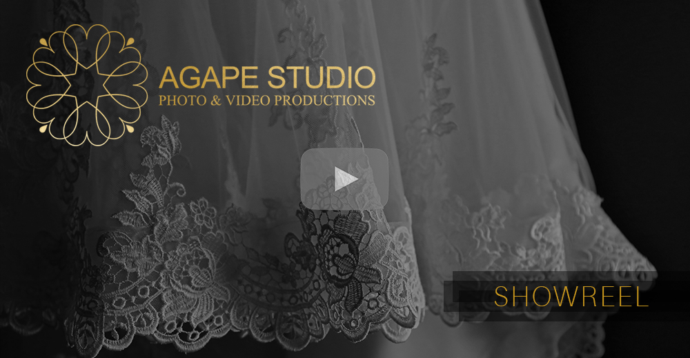 Agapé Studio showreel.  What we do. Cape Town wedding photograher.