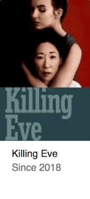 Killing Eve Best TV Shows