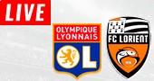 Lorient vs Lyon LIVE STREAM streaming