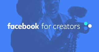 Cara Daftar Facebook Creator