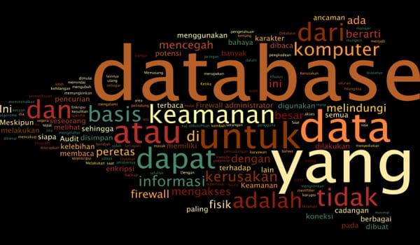 Apa Itu Keamanan Database?