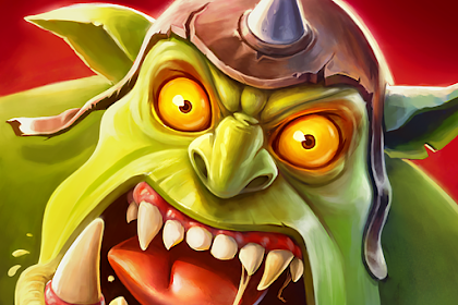 Warlords of Aternum Mod Apk (INCREASE ATTACK/INCREASE HP/DEFENSE/HIT/NO ADS)